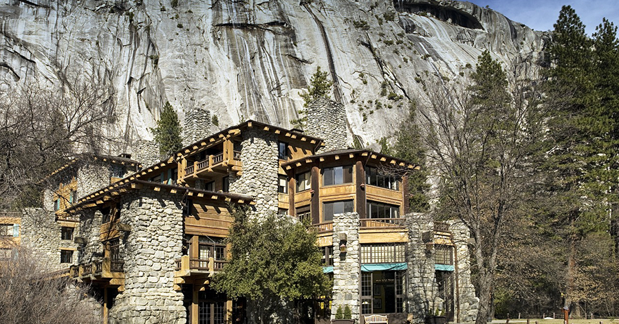 Intellectual Property Law Results In Renaming Yosemite Landmarks